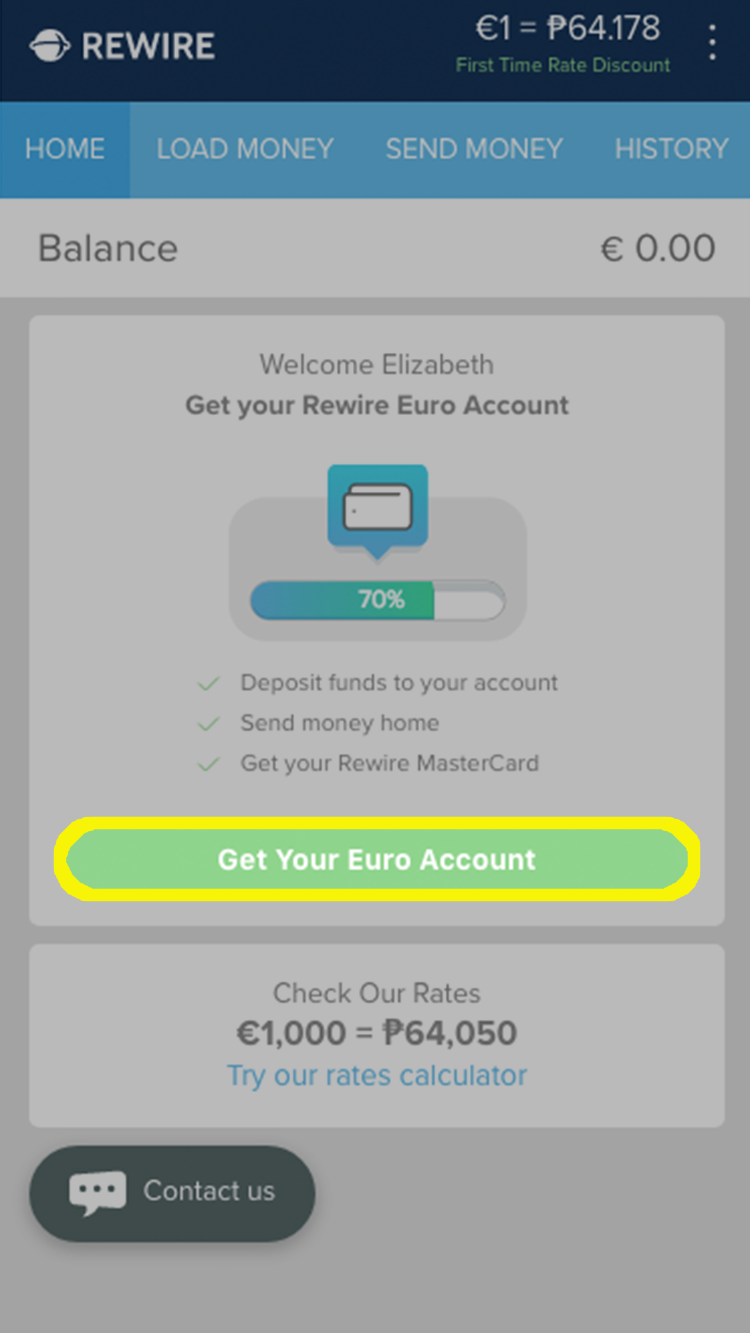 How to open an IBAN account - Rewire Community For